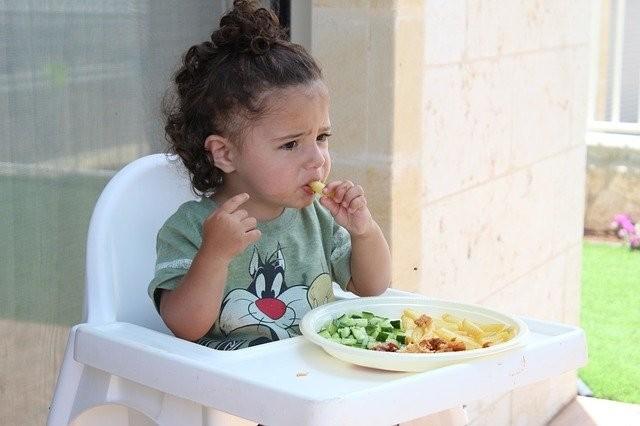 """Kinder werden als Gourmets geboren"""